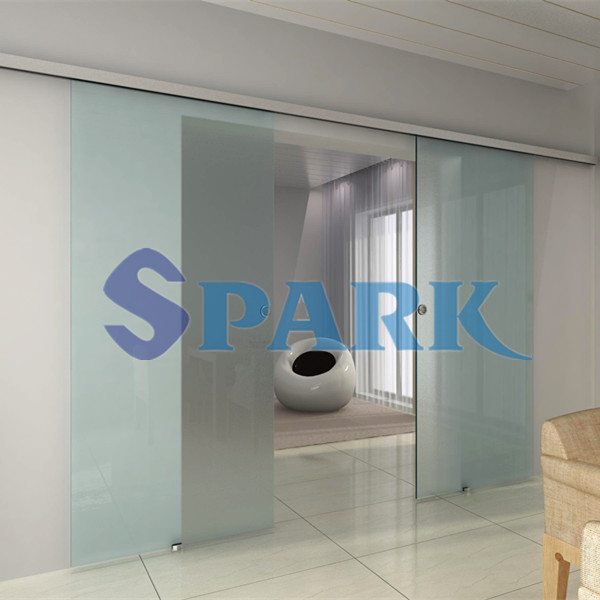 SPK 202. Frameless Glass Sliding Door Hardware