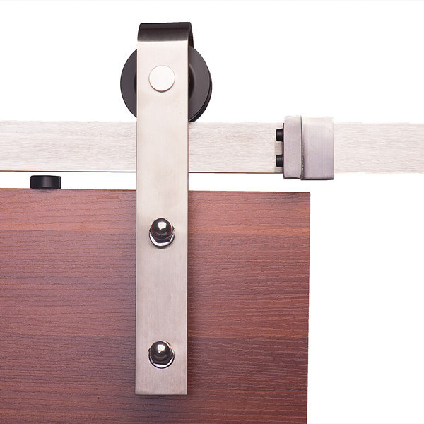 wall mount sliding door hardware